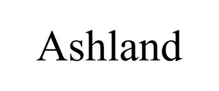 mark for ASHLAND, trademark #85461375