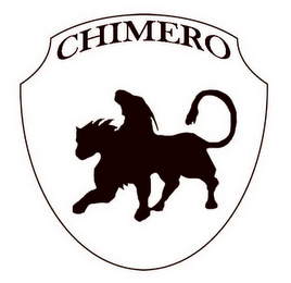 mark for CHIMERO, trademark #85461753