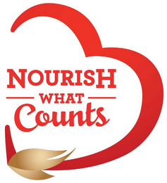 mark for NOURISH -WHAT- COUNTS, trademark #85461829