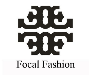 mark for FFFF FOCAL FASHION, trademark #85462248