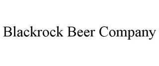 mark for BLACKROCK BEER COMPANY, trademark #85462979