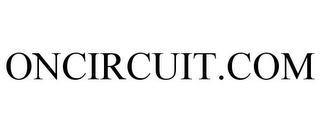 mark for ONCIRCUIT.COM, trademark #85463687