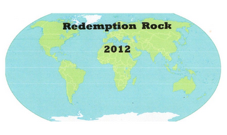 mark for REDEMPTION ROCK 2012, trademark #85463959