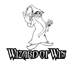 mark for WIZARD OF WIN, trademark #85464068