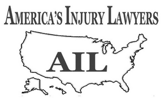 mark for AMERICA'S INJURY LAWYERS AIL, trademark #85464101