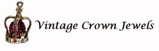 mark for VINTAGE CROWN JEWELS, trademark #85464250