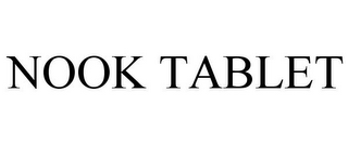 mark for NOOK TABLET, trademark #85464514