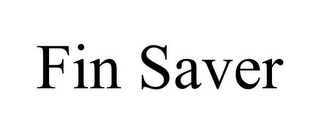 mark for FIN SAVER, trademark #85464794