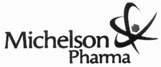 mark for MICHELSON PHARMA, trademark #85464853