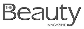 mark for THE BEAUTY MAGAZINE, trademark #85465227