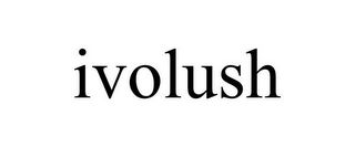 mark for IVOLUSH, trademark #85465312