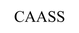 mark for CAASS, trademark #85466164