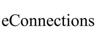 mark for ECONNECTIONS, trademark #85466373