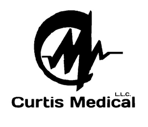 mark for CM CURTIS MEDICAL L.L.C., trademark #85466782