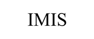 mark for IMIS, trademark #85466866