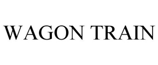 mark for WAGON TRAIN, trademark #85467481