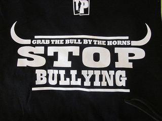 mark for TP GRAB THE BULL BY THE HORNS STOP BULLYING, trademark #85467536