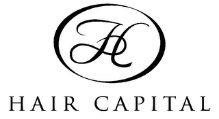 mark for HC HAIR CAPITAL, trademark #85468110