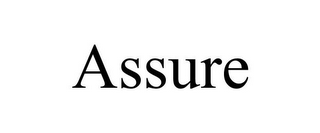 mark for ASSURE, trademark #85468334