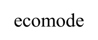mark for ECOMODE, trademark #85468363