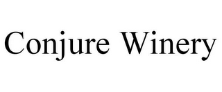 mark for CONJURE WINERY, trademark #85468568