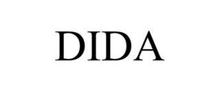 mark for DIDA, trademark #85468998
