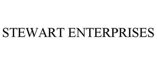 mark for STEWART ENTERPRISES, trademark #85469114