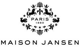 mark for MAISON JANSEN PARIS 1880, trademark #85469161