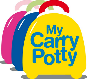 mark for MY CARRY POTTY, trademark #85469706