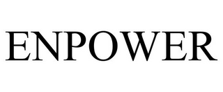 mark for ENPOWER, trademark #85469723