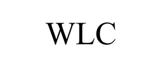 mark for WLC, trademark #85469814