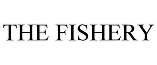 mark for THE FISHERY, trademark #85470210