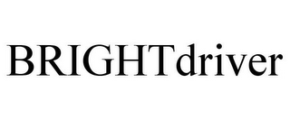 mark for BRIGHTDRIVER, trademark #85470254