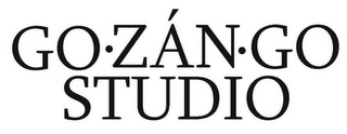 mark for GO ZÁN GO STUDIO, trademark #85470335