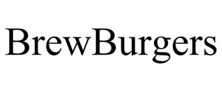 mark for BREWBURGERS, trademark #85470352