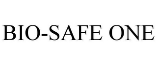 mark for BIO-SAFE ONE, trademark #85470823