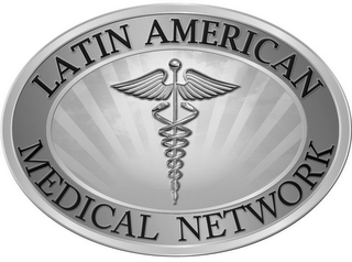 mark for LATIN AMERICAN MEDICAL NETWORK, trademark #85470869