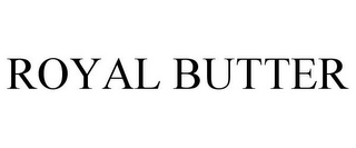 mark for ROYAL BUTTER, trademark #85471348