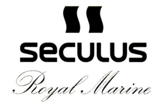 mark for SECULUS ROYAL MARINE, trademark #85471993
