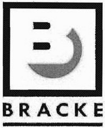 mark for BRACKE B, trademark #85472059