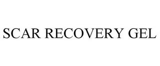 mark for SCAR RECOVERY GEL, trademark #85472299