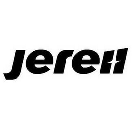 mark for JEREH, trademark #85472415