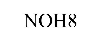 mark for NOH8, trademark #85472652