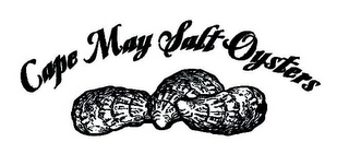 mark for CAPE MAY SALT OYSTERS, trademark #85472924