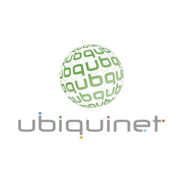 mark for UBIQUINET U B Q, trademark #85473222