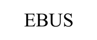 mark for EBUS, trademark #85473541