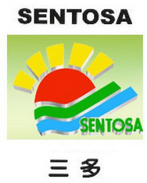 mark for SENTOSA SENTOSA, trademark #85473642