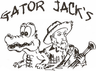 mark for GATOR JACK'S, trademark #85474020