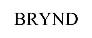 mark for BRYND, trademark #85474089