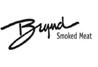 mark for BRYND SMOKED MEAT, trademark #85474110